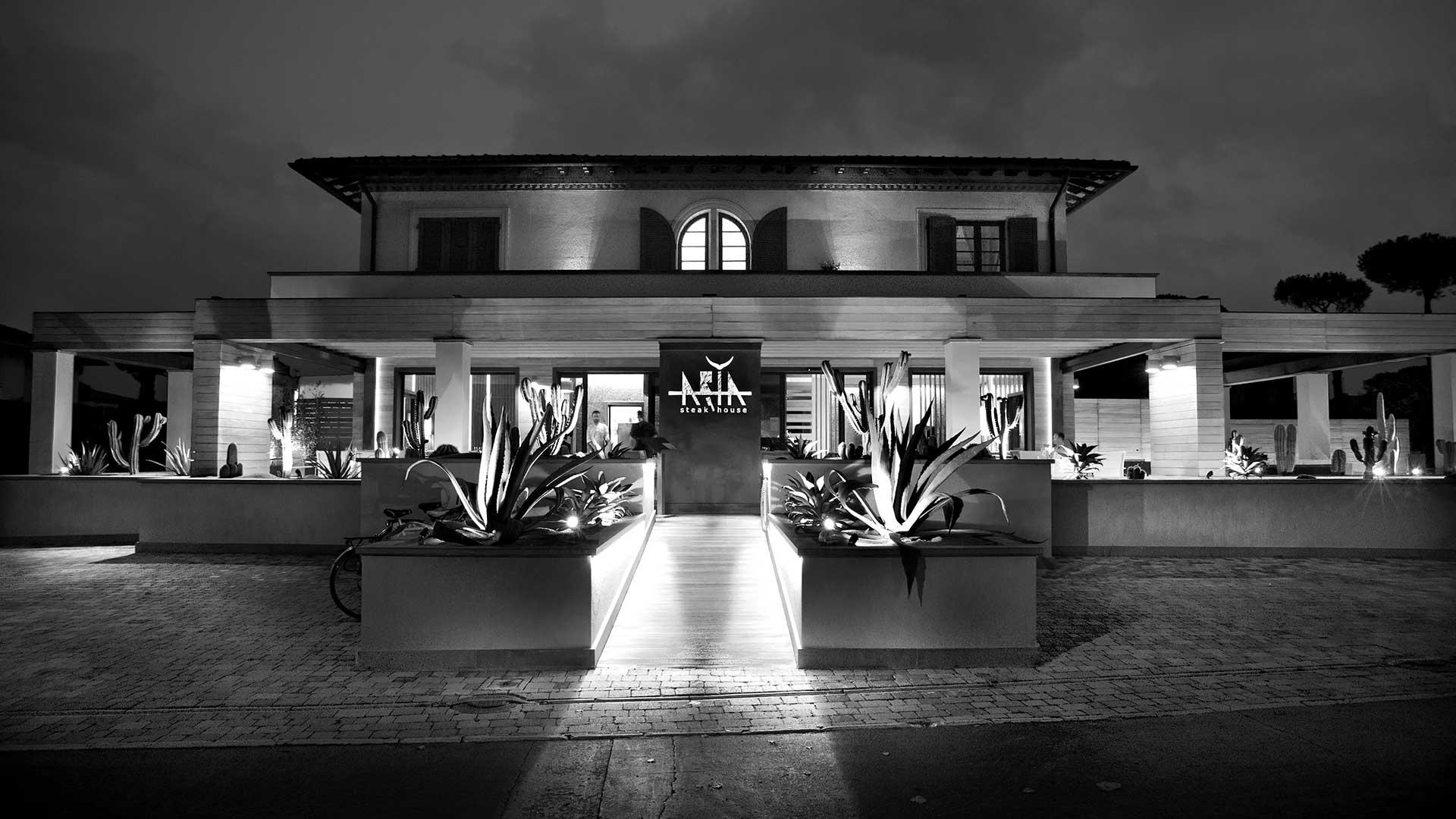 aria steak house